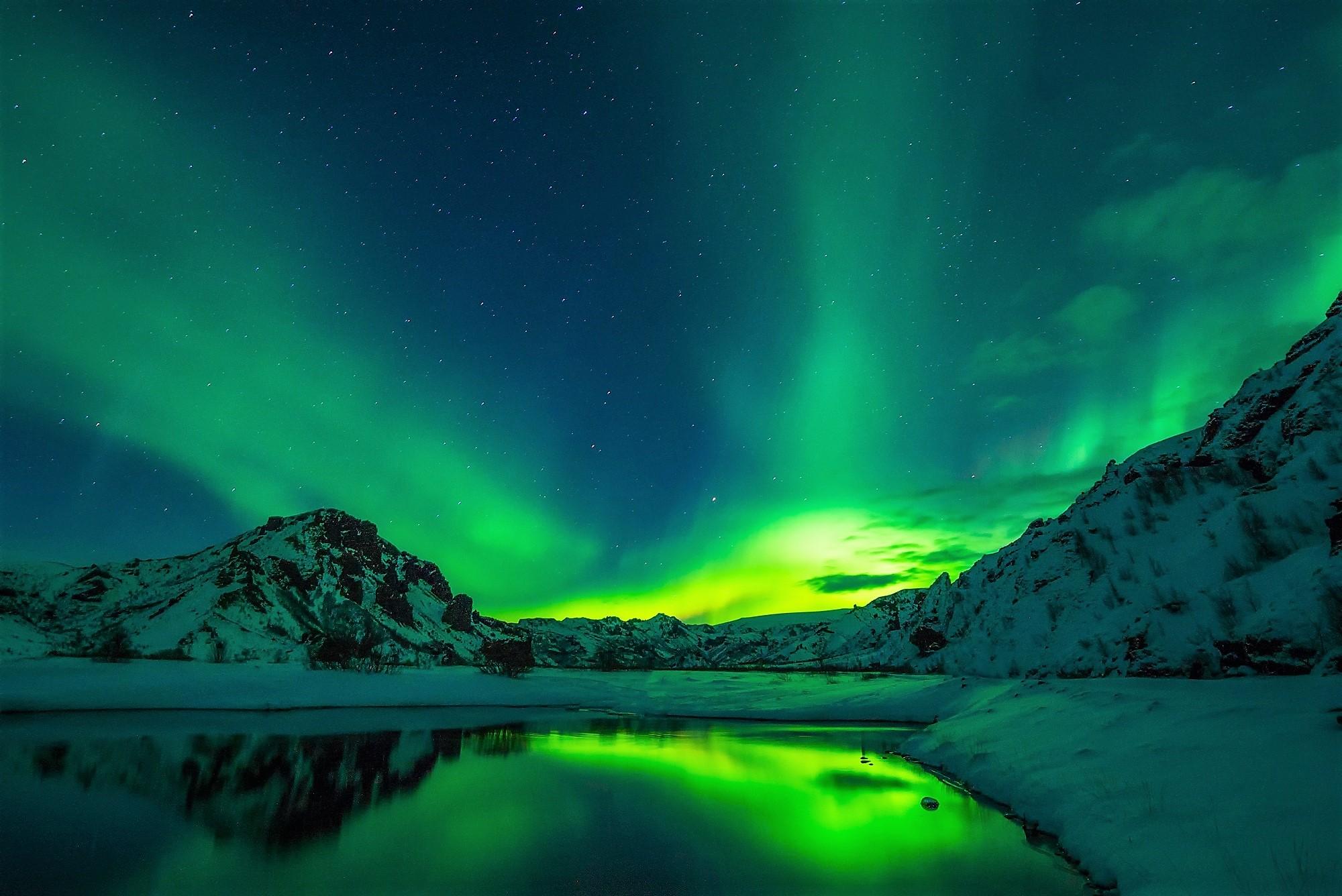 Noorderlicht IJsland journeys.be